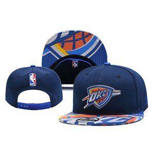 Oklahoma City Thunder Snapback Hats